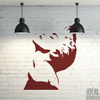 Madonna reusable mylar wall art stencil Various sizes available