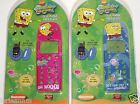 New NOKIA Faceplate 5100 Cell Phone SPONGEBOB Squarepants Pink, Blue Hard Cover