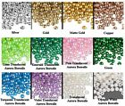 Approx 975 Plastic Beads 6mm *You Choose Color