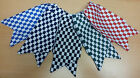 Police Ambulance Security Fancy Dress Ladies Womens Clip On Cravat Made in UK