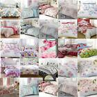 Floral Bed Linen in Single, Double & Kingsize - Flowery Bedding - Shabby Chic