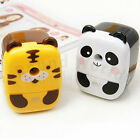 Deli 0673 Funny Cute Mini Pencil Sharpener for kids (2 Styles: Tiger / Panda)