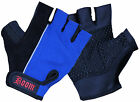 BOOM Weight Lifting Gloves Training Gym Straps Fitness Workout Bodybuilding
