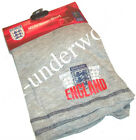 Mens Adults Grey England Football World Cup Boxer Shorts Underwear S,M,L,X-L