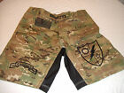 US ARMY RANGER COMBATANT MMA PT NEW CAMO BOARD SHORTS FIGHT SHORTS SIZES S - 3XL
