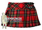 GIRLS' WOOL 'BILLIE' MINI KILT - RANGE OF TARTANS AND SIZES FROM 0 TO 12 YEARS!
