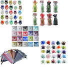 Heart Circular Cone Envelope Organza Gift Pouch Bag All Occasions Christmas