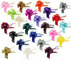 10 x 30mm Fuchsia Pull Bow, Decoration, Weddings, Cars, Pews, Gifts & Floristry