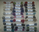 COMPLETE 30 SAMPLE PACK 100% Wool  Aran Tweed  Ireland by Donegal Yarns Kilcarra