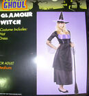 Deluxe Witch Purple Glamour Woman S M Costume NIP