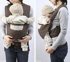 New Front Baby Carrier Baby Sling 3-30 Month Baby Wrap 100% Cotton comfortable