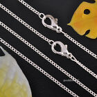 20/40pcs New Silver Plated Fashion Exquisite Chains 440x1mm C2699 Hot FREE SHIP