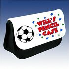 Personalised Football School Pencil | Console Glasses Case Boys Christmas Gift