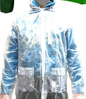 SHINY  CLEAR SCALLY WET LOOK CAL SURF GLANZ NYLON  JACKET  L