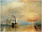 The Fighting Temeraire tugged to her last berth to be broken up- J.M.W. TURNER