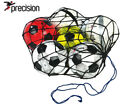 NEW PRECISION TRAINING FOOTBALL BALL BAG SACK NET 12 BALL