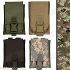 "Tactical Triple Pouch - MOLLE, Quick Release Buckle, 6 3.4"" x 4 1.4"""