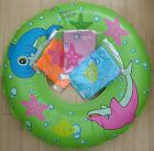 LARGE INFLATABLE SWIMMING RING 90cm