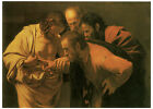 The Doubting of St. Thomas, c. 1600 , CARAVAGGIO - Life of JESUS In Art
