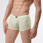 Brand New Cheap Sexy Men's Smooth Underwear Boxers Briefs Trunks Underpants Soft