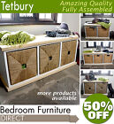 Tetbury Bench with Large Storage Baskets,Hallway storage,Fully Assembled,BARGAIN