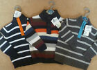 Baby boys MINOTI striped knitted jumper Sizes 6-12  12- 18 & 18-23 months
