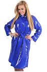 Ladies Retro Raincoat Jacket Coat Festival Camping 5 Colours 100% Pvc 60's Pr24