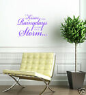 IF KISSES WERE RAINYDAYS wall decal stickers art graphic love quote