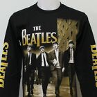 BEATLES John Lennon Long Sleeve T-Shirt 100% Cotton New Size S M