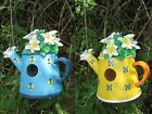 Westwoods Watering  Can Bird House. Hanging Tree Nesting Box. Wild Nest Birdbox
