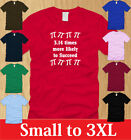 3.14 TIMES MORE LIKELY TO SUCCEED MENS SHIRT S M L XL 2XL 3XL funny math pi nerd