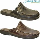 BRAND NEW MENS LEISURE WALKING HOLIDAY BEACH SANDALS MULES SLIPPERS SHOES SIZES