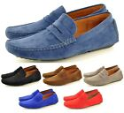 Kyпить New Mens Faux Suede Casual Loafers Moccasins Slip on Shoes Avail. UK Sizes 6-11 на еВаy.соm