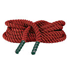 BATTLING ROPES - choose length+diameter STRONG ROPE with capped ends UK