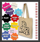 My Little Pony Cotton Canvas Shopping Bag.TOP QUALITY, LOTS OF COLOURS,GIFT IDEA