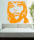 Ian Brown Giant Wall Art,Inspired by Stone Roses,Bedroom,Vinyl Sticker,146,Music