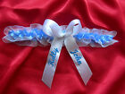 Wedding garter / bridal garter / PERSONALISED - 6 different colors!!!