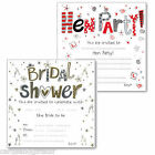 Invitations - Luxury Bridal Shower or Hen Party