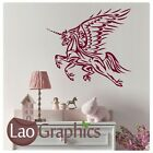 Unicorn Horse Wall Sticker / Interior Wall Decal / Horse Wall Transfer HO1