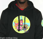 Smokers Club  by Ecko Hoodie New Mens Black Pullover Sweater Choose Size