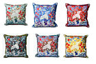 New1pair/2pcs Chinese Handmade Ethnic Retro Embroider Cushion Covers Pillow Case