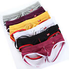 2014 Sexy Men backless jockstrap Underwear Boxers Shorts Pouch in Size S M L XL