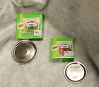 Ball Wide Mouth or Regular (Small) Mouth Mason Jar Lids Box Of 12.