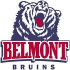 Belmont Bruins NCAA College Vinyl Sticker Decal Car Window Wall