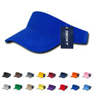 New Blank Decky Golf Sports Summer Sun Visor Visors Cotton 18 Colors Unisex