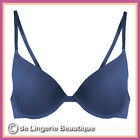 Slate Blue Multiway Underwired Padded T Shirt Bra Size 32 - 38 Cup B C D