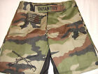 US ARMY INFANTRY COMBATANT MMA PT FIGHT STREET O/S CAMO BOARD SHORTS SIZE S- 4XL