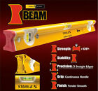 "Stabila R Beam Levels 24"", 32"" 48"", 72"", 78"" & 96"" Best Pricing w/ Free Shipping"