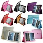 New Folio PU Leather Case Cover For Apple iPad1 1st 1 First Generation