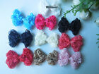 20 dog cat pet bow hairpin grooming headress pets lovely puppy gift